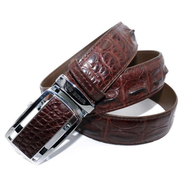 ceinture crocodile 027A a 1