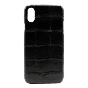 coque iphone x crocodile veritable 10 10